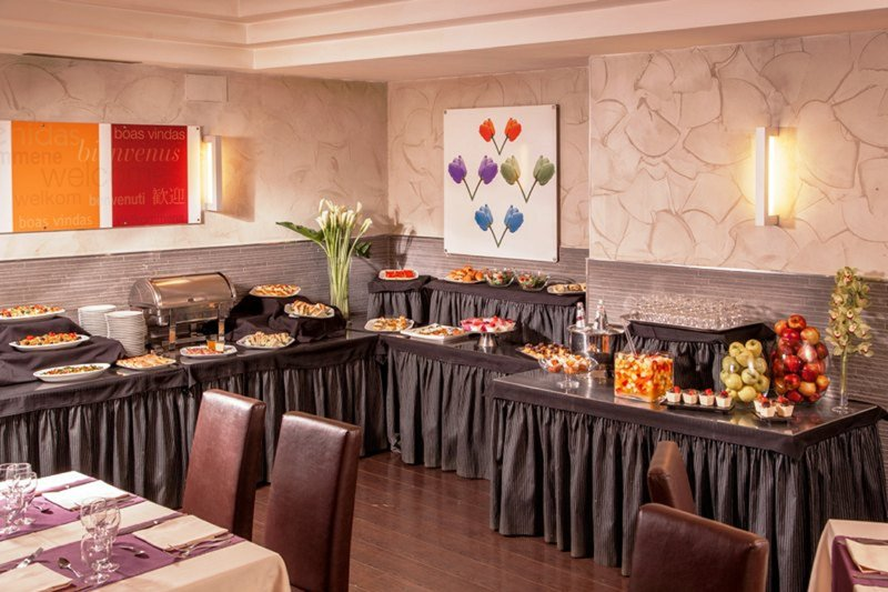 Ariston Hotel-Breakfast Room<br/>Image from Leonardo