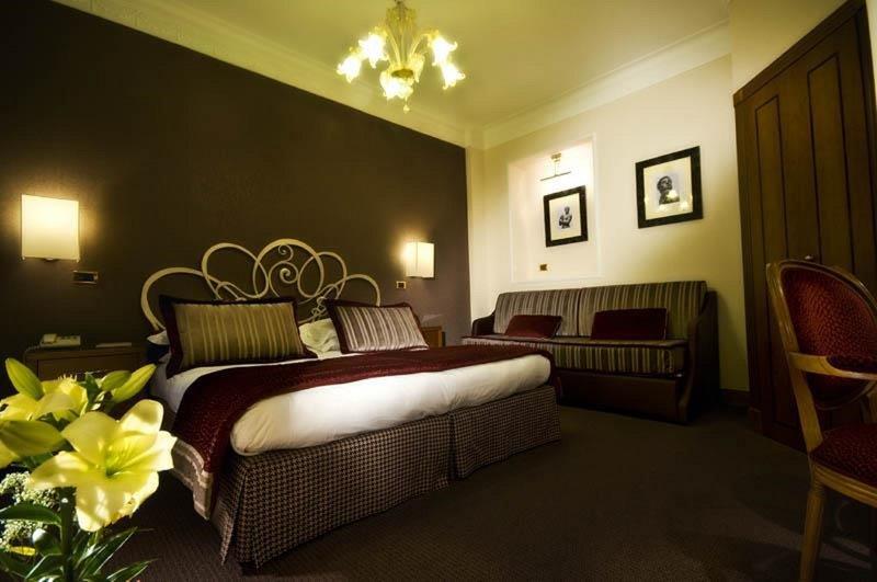 Ariston Hotel-Superior Quadruple Room<br/>Image from Leonardo