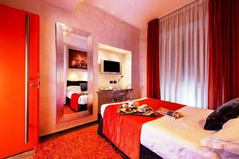 Ariston Hotel-Executive Single Room<br/>Image from Leonardo