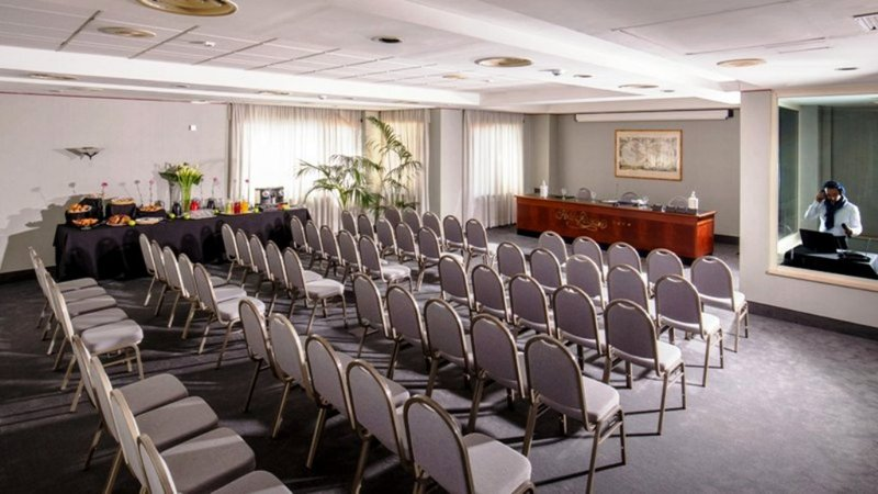 Ariston Hotel-Metting Room<br/>Image from Leonardo