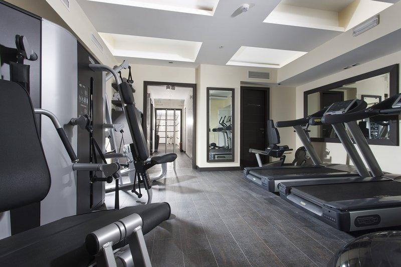 Artemide Hotel-Gym<br/>Image from Leonardo