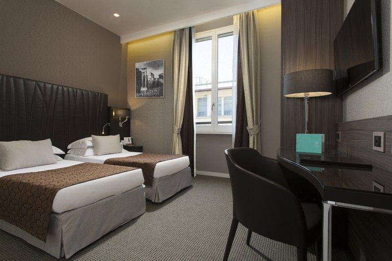 Artemide Hotel-Comfort Twin Room<br/>Image from Leonardo
