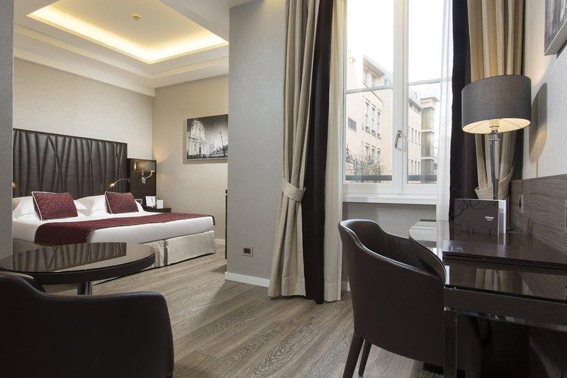 Artemide Hotel-Deluxe Double Room<br/>Image from Leonardo