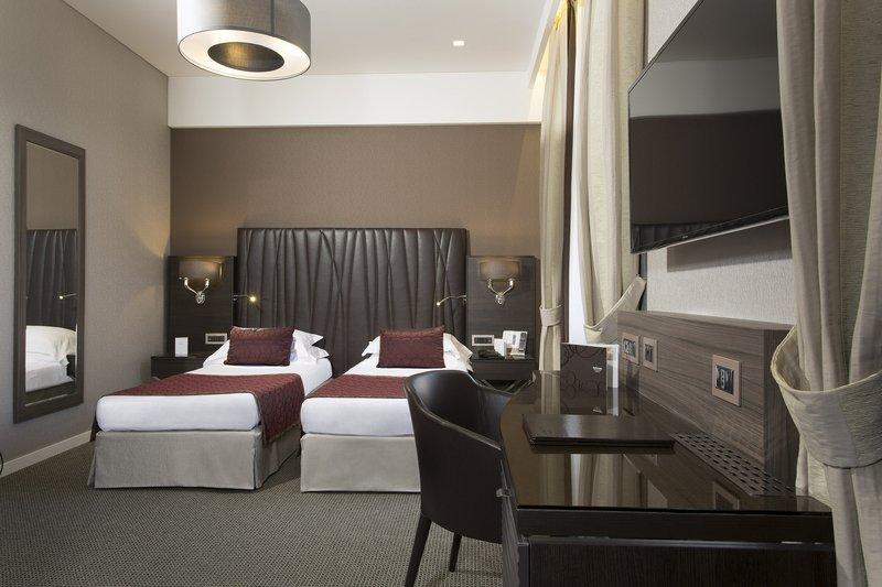Artemide Hotel-Deluxe Twin Room<br/>Image from Leonardo