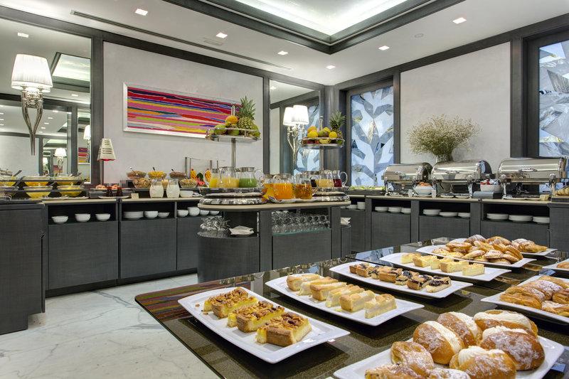 Artemide Hotel-Breakfast Buffet<br/>Image from Leonardo