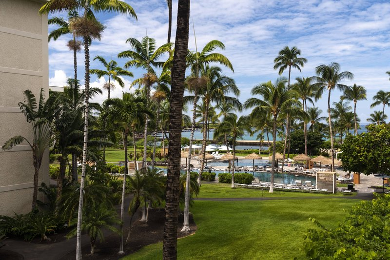 Waikoloa Beach Marriott - Ohana Guest Room - View <br/>Image from Leonardo