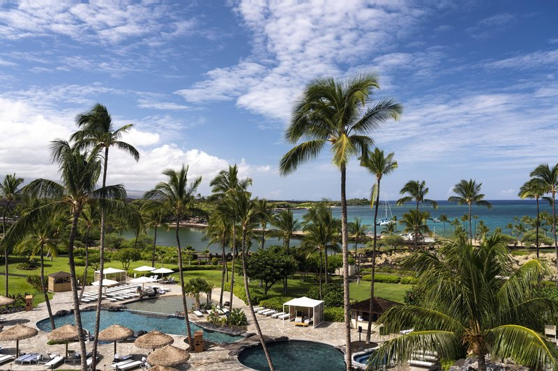 Waikoloa Beach Marriott - Ocean View One Bedroom Suite - View <br/>Image from Leonardo