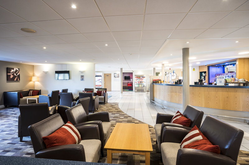 Holiday Inn Express Stafford M6 Jct 13-grab a drink from the bar and relax in our Great Room area<br/>Image from Leonardo