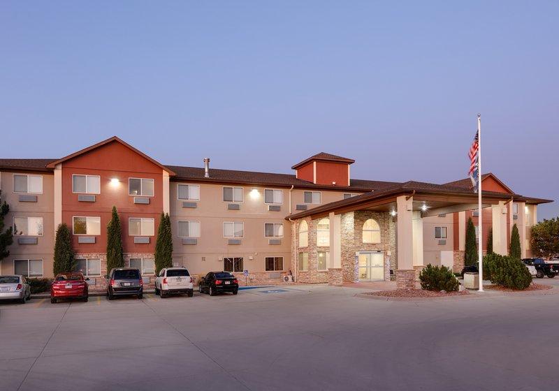 Holiday Inn Express & Suites Scottsbluff-Gering-Hotel Exterior <br/>Image from Leonardo