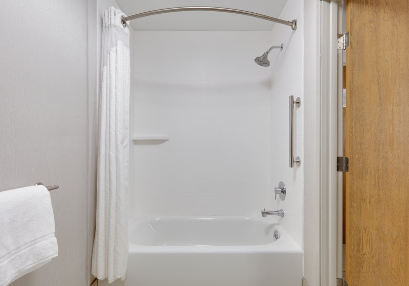 Holiday Inn Express & Suites Scottsbluff-Gering-Guest Bathroom <br/>Image from Leonardo