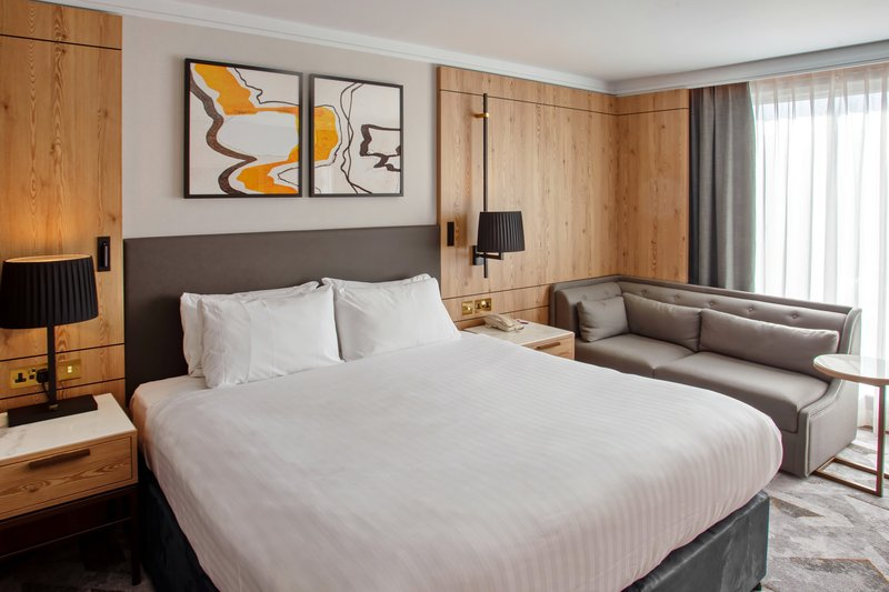 Crowne Plaza Marlow-Double Bed Guest Room<br/>Image from Leonardo
