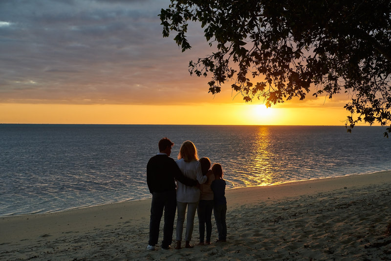 Sheraton New Caledonia Deva Spa And Golf Resort-Sunset On The Beach<br/>Image from Leonardo
