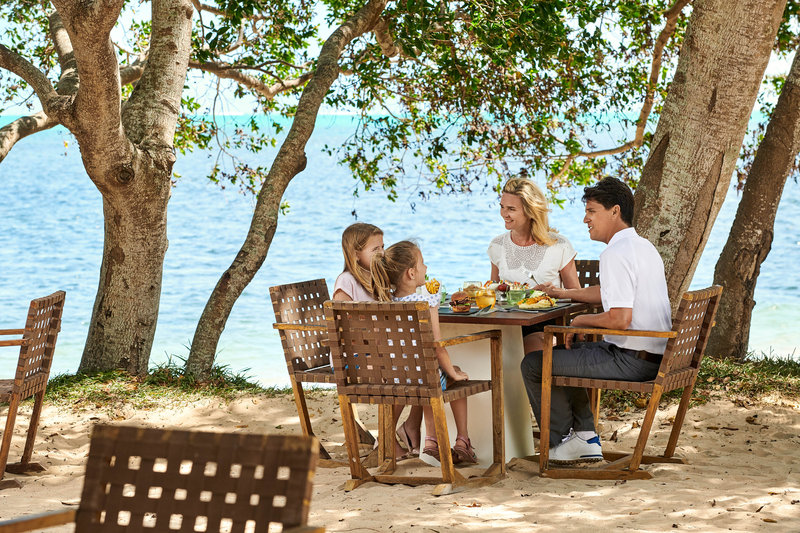 Sheraton New Caledonia Deva Spa And Golf Resort-Sand Beach Grill<br/>Image from Leonardo