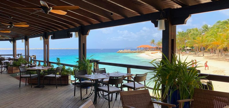 Harbour Village Beach Club-Seaside Restaurant<br/>Image from Leonardo