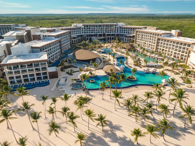 Hyatt Ziva Cap Cana  - Hyatt Ziva Cap Cana Aerial Resort <br/>Image from Leonardo