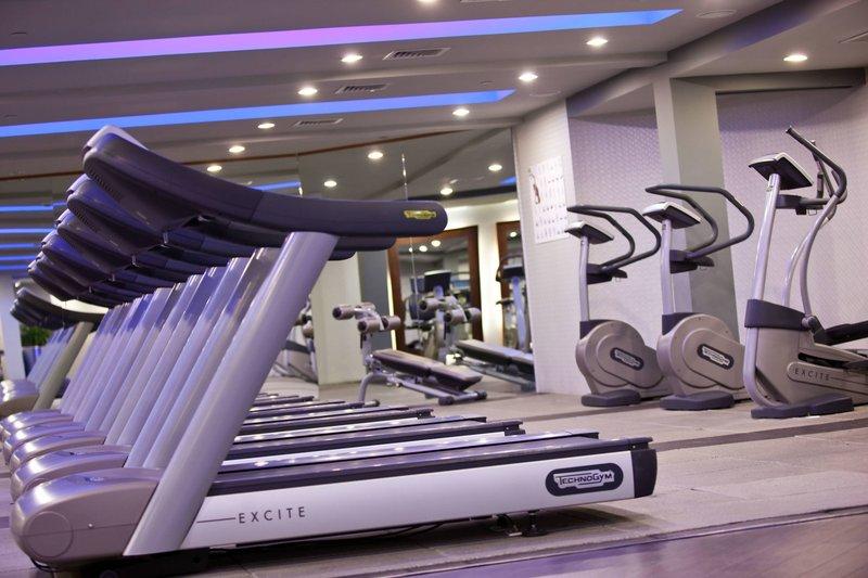 Renaissance Aruba Resort & Casino - Fitness Center <br/>Image from Leonardo