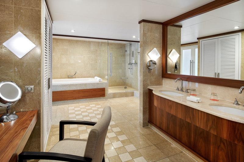 Le Meridien Noumea Resort & Spa-Presidential Suite - Bathroom<br/>Image from Leonardo