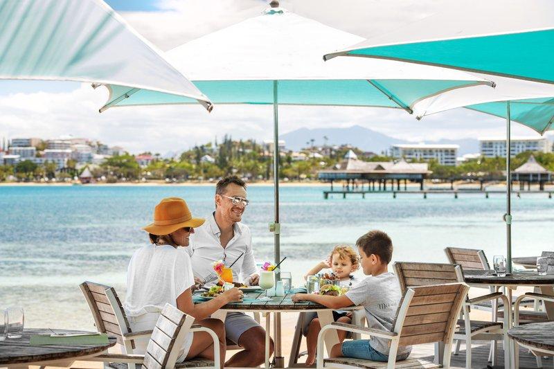 Le Meridien Noumea Resort & Spa-Le Fare Beachfront Restaurant<br/>Image from Leonardo
