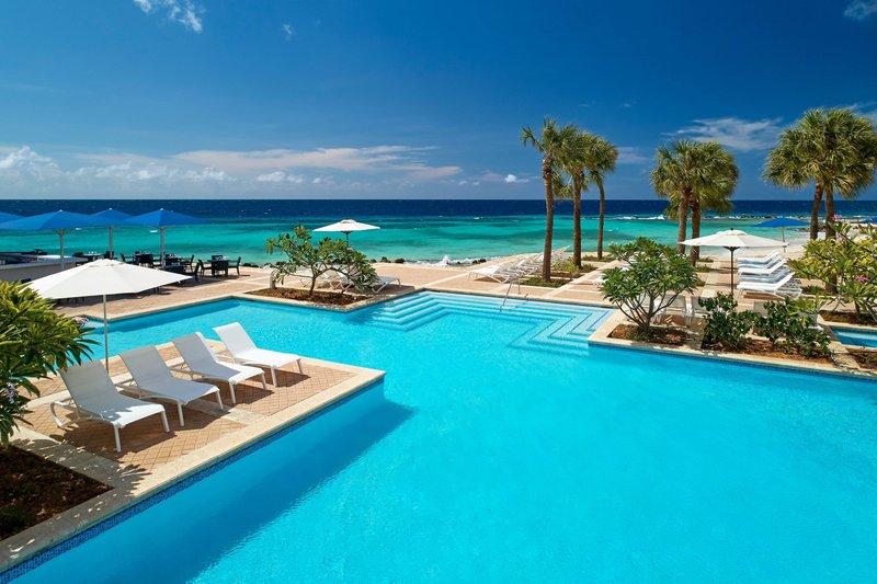 Renaissance Curacao-Beachside Pool<br/>Image from Leonardo