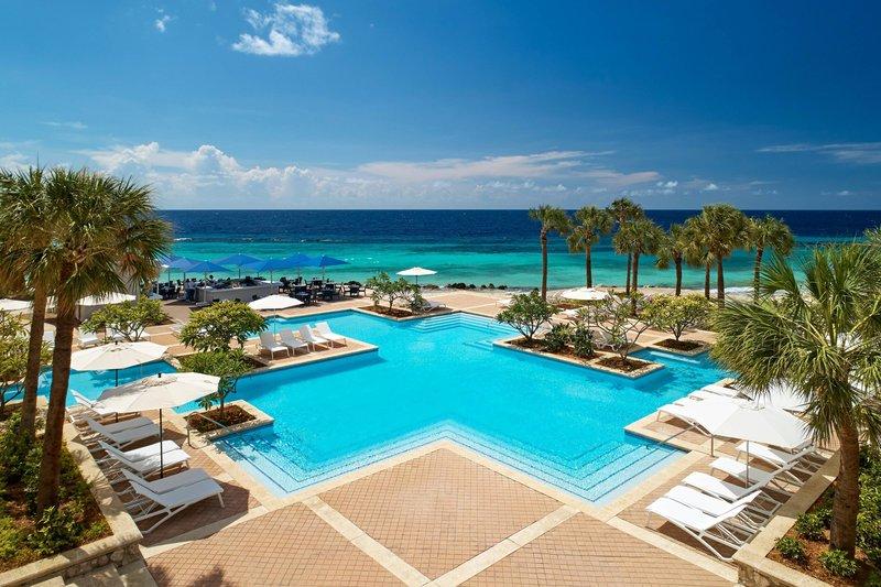 Renaissance Curacao-Beachside Pool View<br/>Image from Leonardo