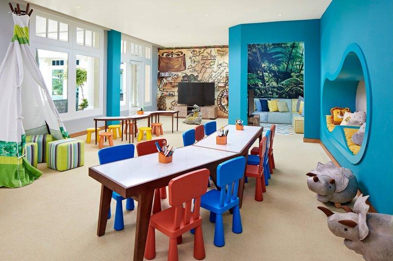 Renaissance Curacao-Marriott Kid's Club<br/>Image from Leonardo