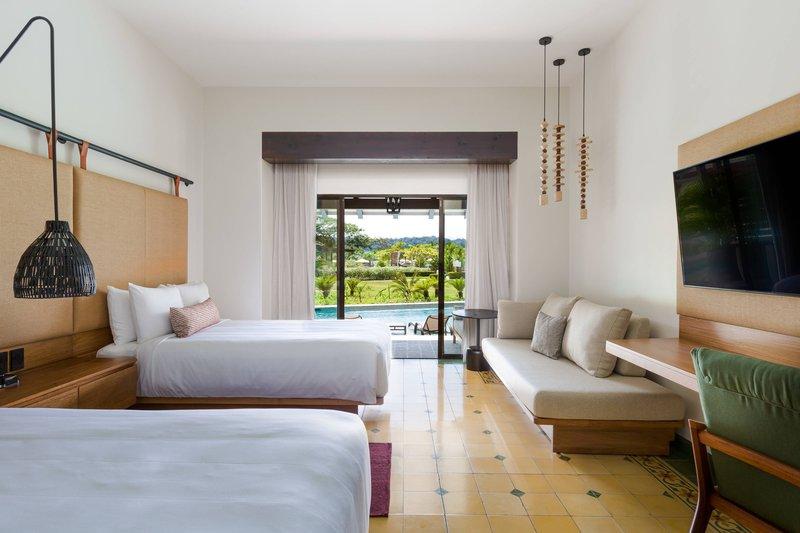 Marriott Los Suenos Ocean & Golf Resort-Double/Double Swim Up Guest Room<br/>Image from Leonardo