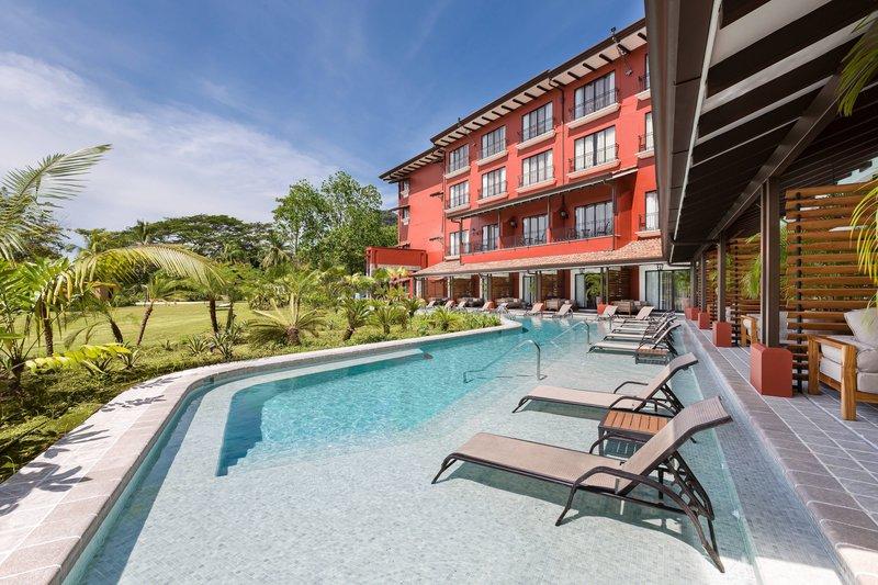 Marriott Los Suenos Ocean & Golf Resort-Adults Only Pool<br/>Image from Leonardo
