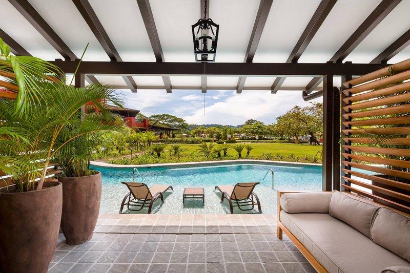 Marriott Los Suenos Ocean & Golf Resort-Swim Up Guest Room<br/>Image from Leonardo