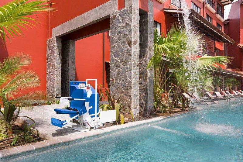 Marriott Los Suenos Ocean & Golf Resort-Accessible Pool Lift<br/>Image from Leonardo
