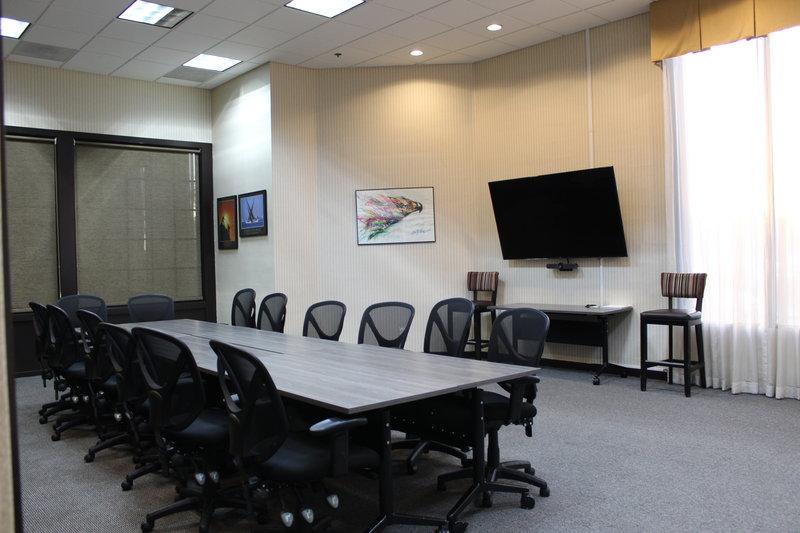 Holiday Inn Burbank - Media Center-Executive Conference Room <br/>Image from Leonardo