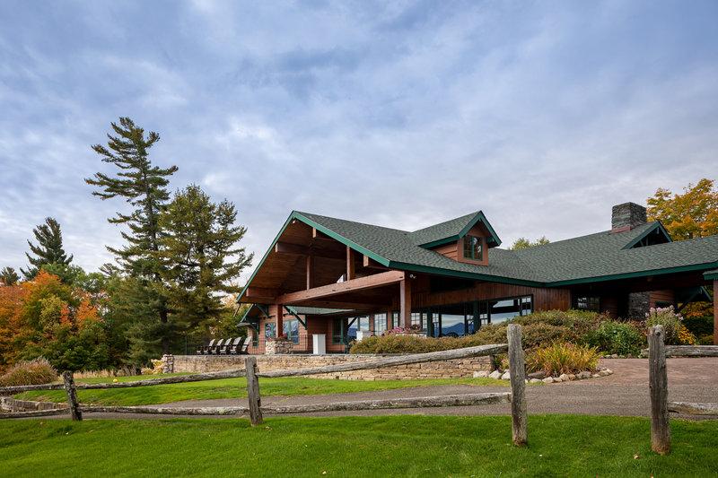 Crowne Plaza Lake Placid-Lake Placid Club<br/>Image from Leonardo