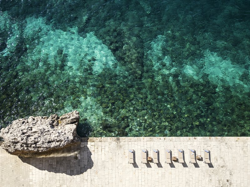 Excelsior-Hotel Private Beach<br/>Image from Leonardo
