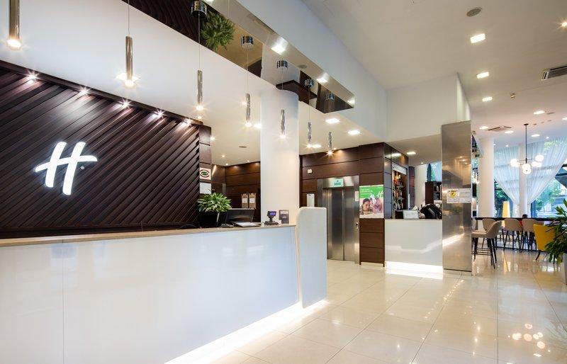 Holiday Inn Turin - Corso Francia-Hotel Lobby<br/>Image from Leonardo