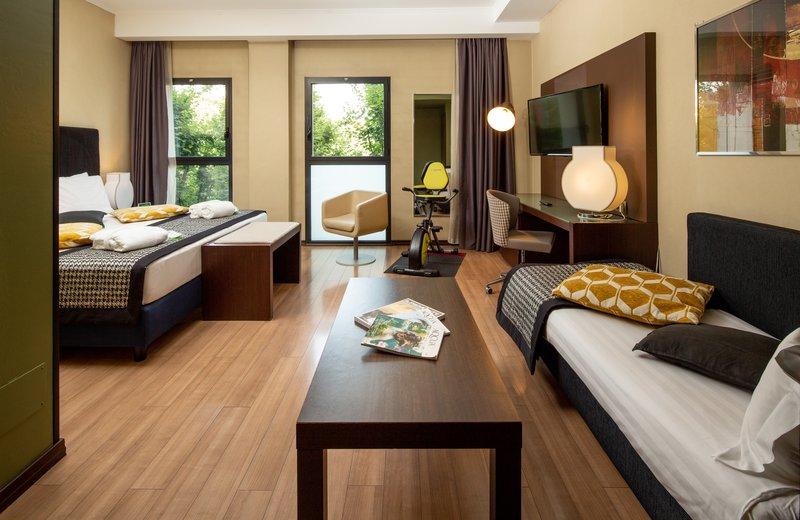 Holiday Inn Turin - Corso Francia-Deluxe Room<br/>Image from Leonardo