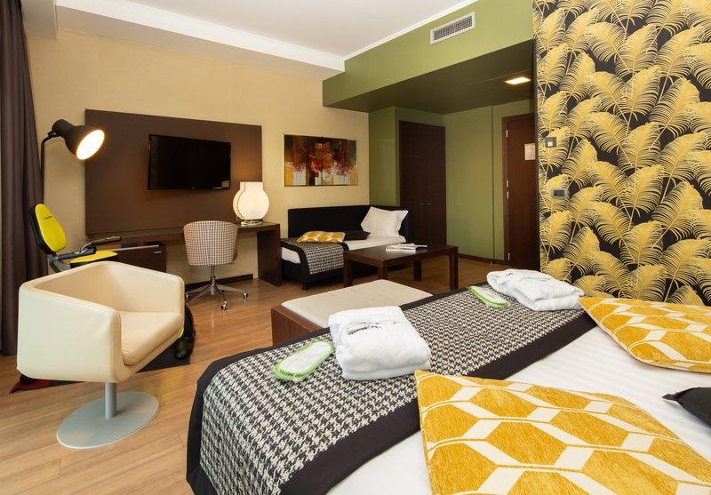 Holiday Inn Turin - Corso Francia-Superior Room<br/>Image from Leonardo