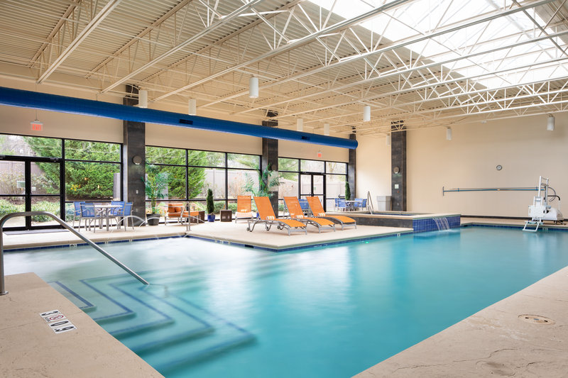 Holiday Inn Hotel & Suites Charleston West-Our indoor pool and whirlpool are both relaxing and invigorating!<br/>Image from Leonardo