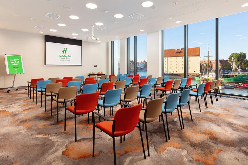 Holiday Inn Gdansk City Centre-Conference Room<br/>Image from Leonardo