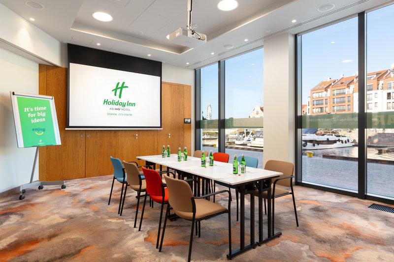 Holiday Inn Gdansk City Centre-Meeting Room<br/>Image from Leonardo