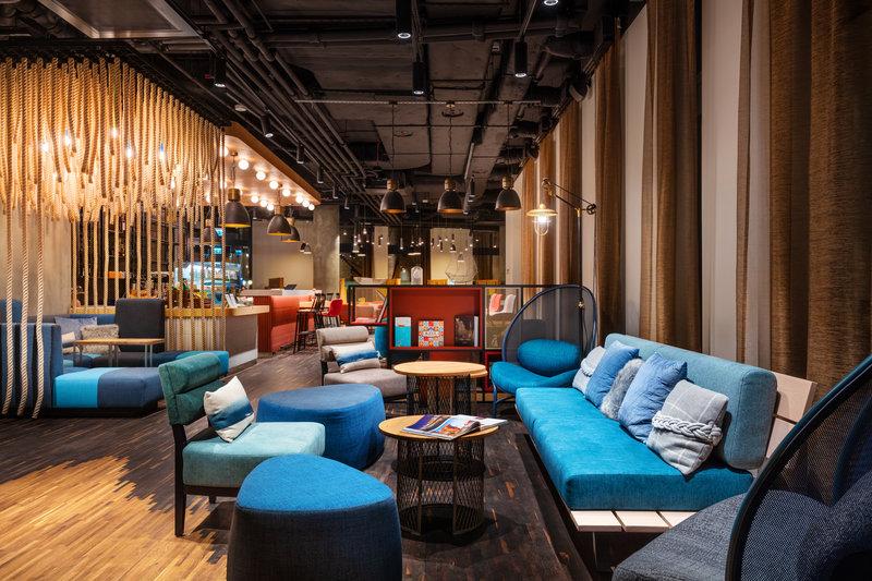 Holiday Inn Gdansk City Centre-Lobby Lounge<br/>Image from Leonardo