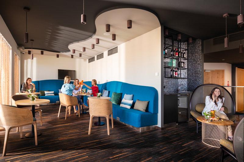 Holiday Inn Gdansk City Centre-Club Floor Lounge<br/>Image from Leonardo