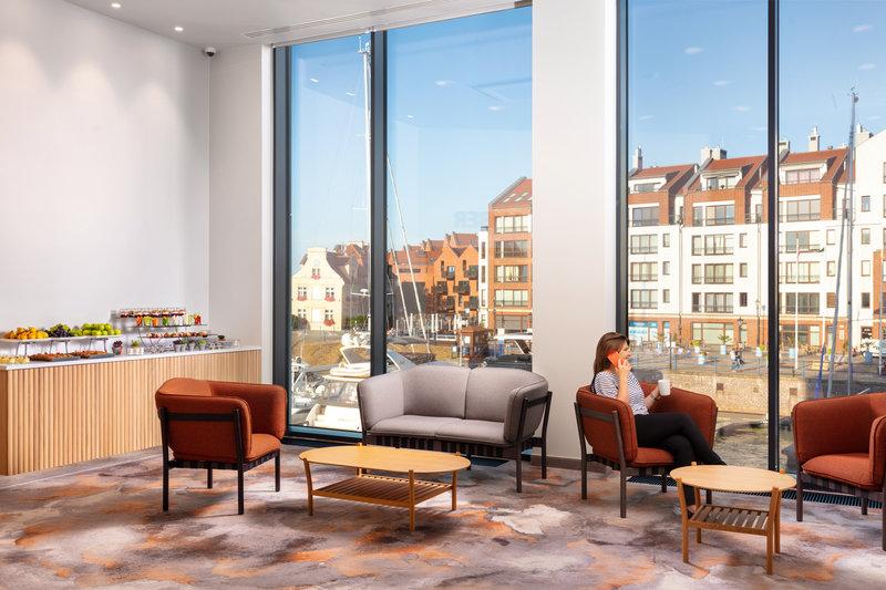 Holiday Inn Gdansk City Centre-Pre-function Area<br/>Image from Leonardo
