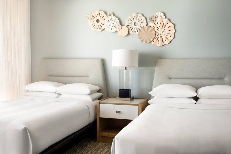 Waikiki Beach Marriott Resort  - Double/Double Guest Room <br/>Image from Leonardo