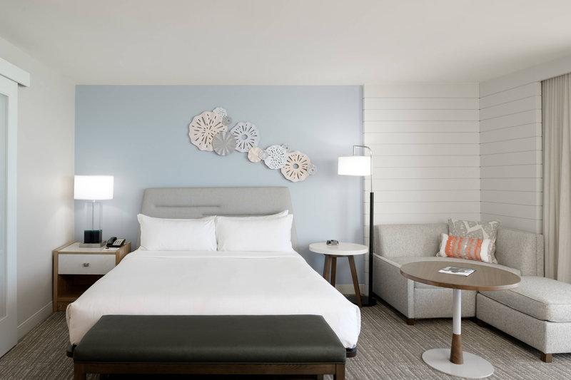 Waikiki Beach Marriott Resort  - King Guest Room <br/>Image from Leonardo