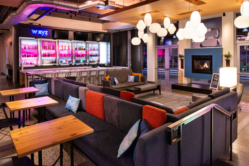 Aloft Lexington-WXYZ Bar<br/>Image from Leonardo