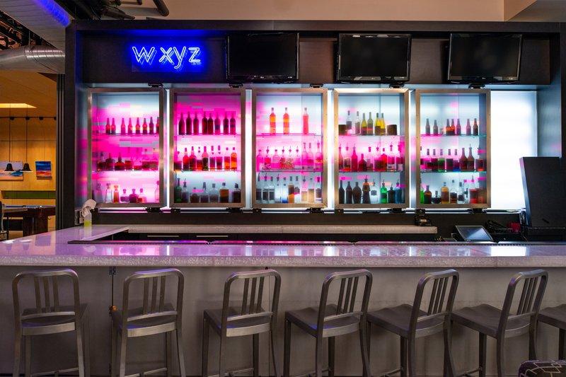 Aloft Lexington-WXYZ® Bar<br/>Image from Leonardo