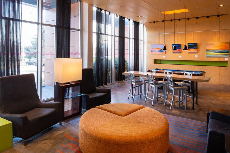 Aloft Lexington-Re:mix Lounge<br/>Image from Leonardo