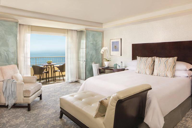 Ritz Carlton Laguna Niguel-Ocean View Guestroom<br/>Image from Leonardo