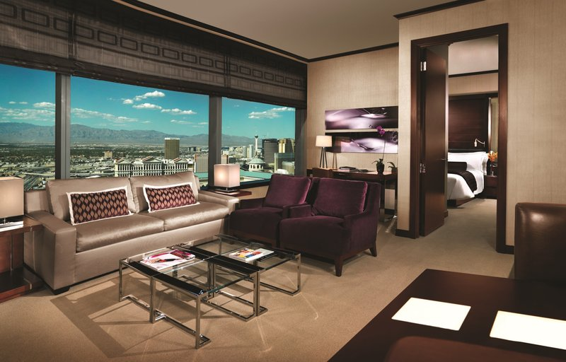 Vdara Hotel & Spa at Aria Las Vegas - One Bedroom Penthouse Suite <br/>Image from Leonardo