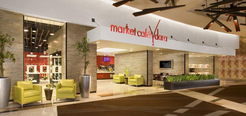 Vdara Hotel & Spa at Aria Las Vegas - Market Cafe <br/>Image from Leonardo