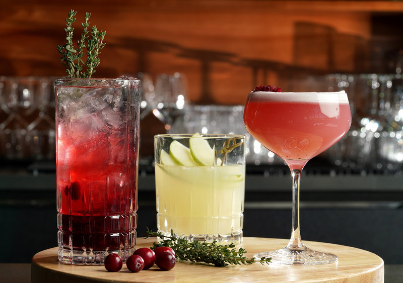 Hotel Indigo Seattle Everett Waterfront-Seasonal Cocktail Selections<br/>Image from Leonardo